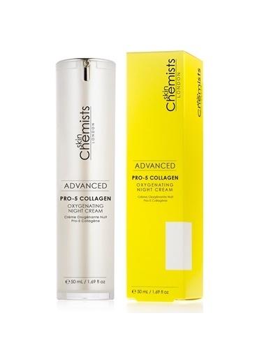 Skin Chemist Pro-5 Col. Oxygen. Night Cream 50 Ml Renksiz